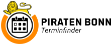 Piraten Bonn Terminfinder